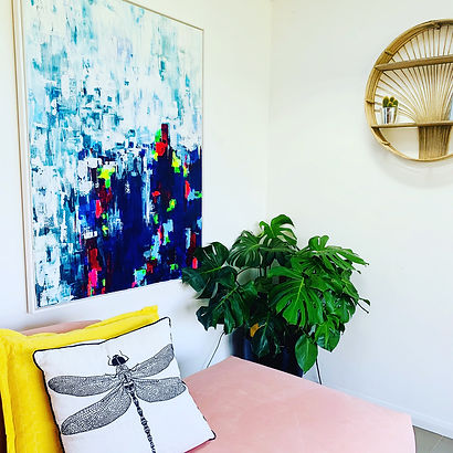 Abstract Art Commissions Hertfordshire