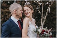natural wedding hair and makeup