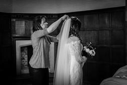 Bridal hair up hairstylist hertfordshire