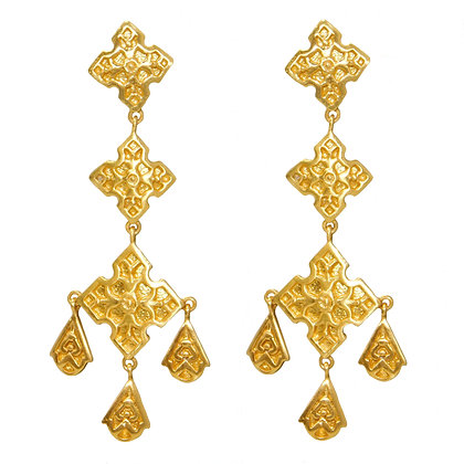 Sophia Chandelier Earring