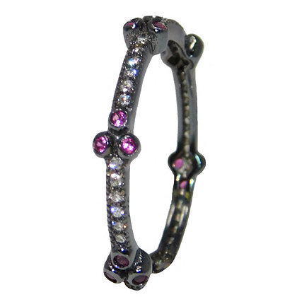 The Stacker Eternity Ring
