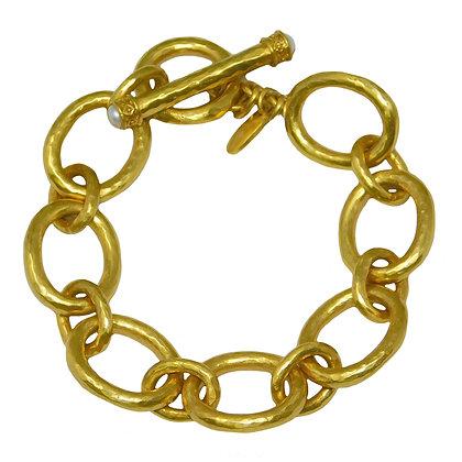 Catalina Link Toggle Bracelet