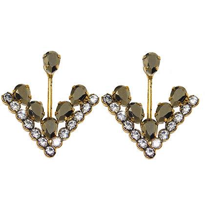 Golden Glory Earrings