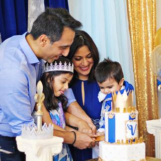 Royal First Birthday