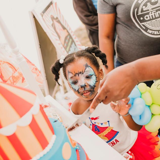 Backyard Carnival Birthday