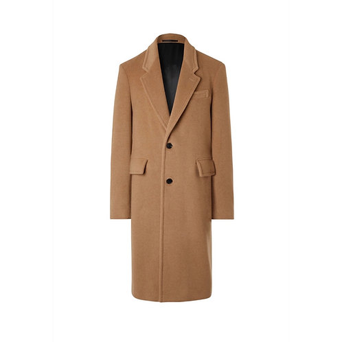 The Bespoke Overcoat Experience