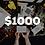Thumbnail: $1000 Gift Card