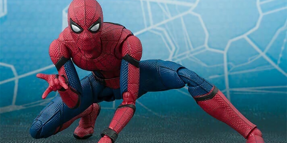 Spider Man Party