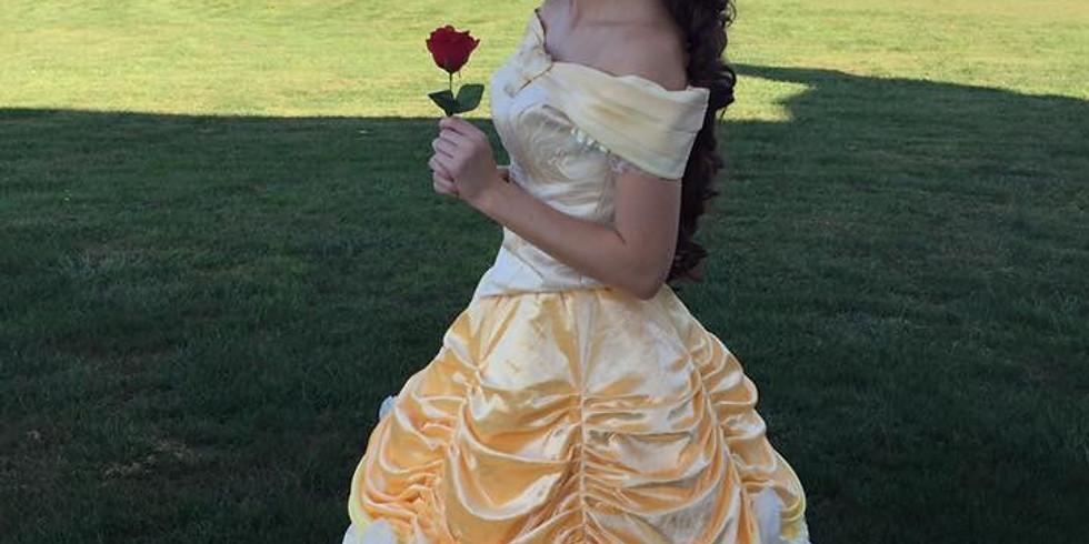 Princess Belle Party