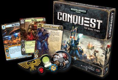 Warhammer Conquest Juego De Mesa