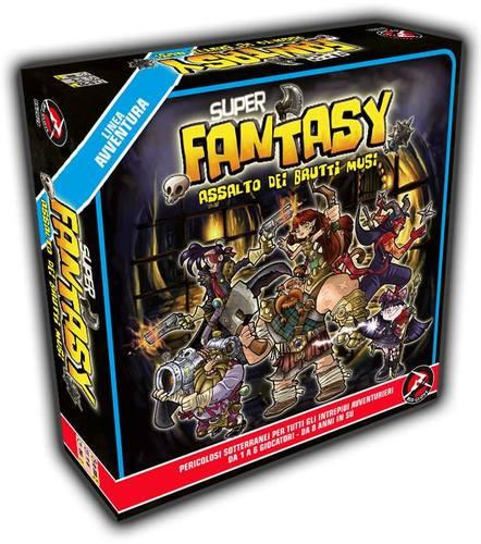 Super Fantasy Juego De Mesa