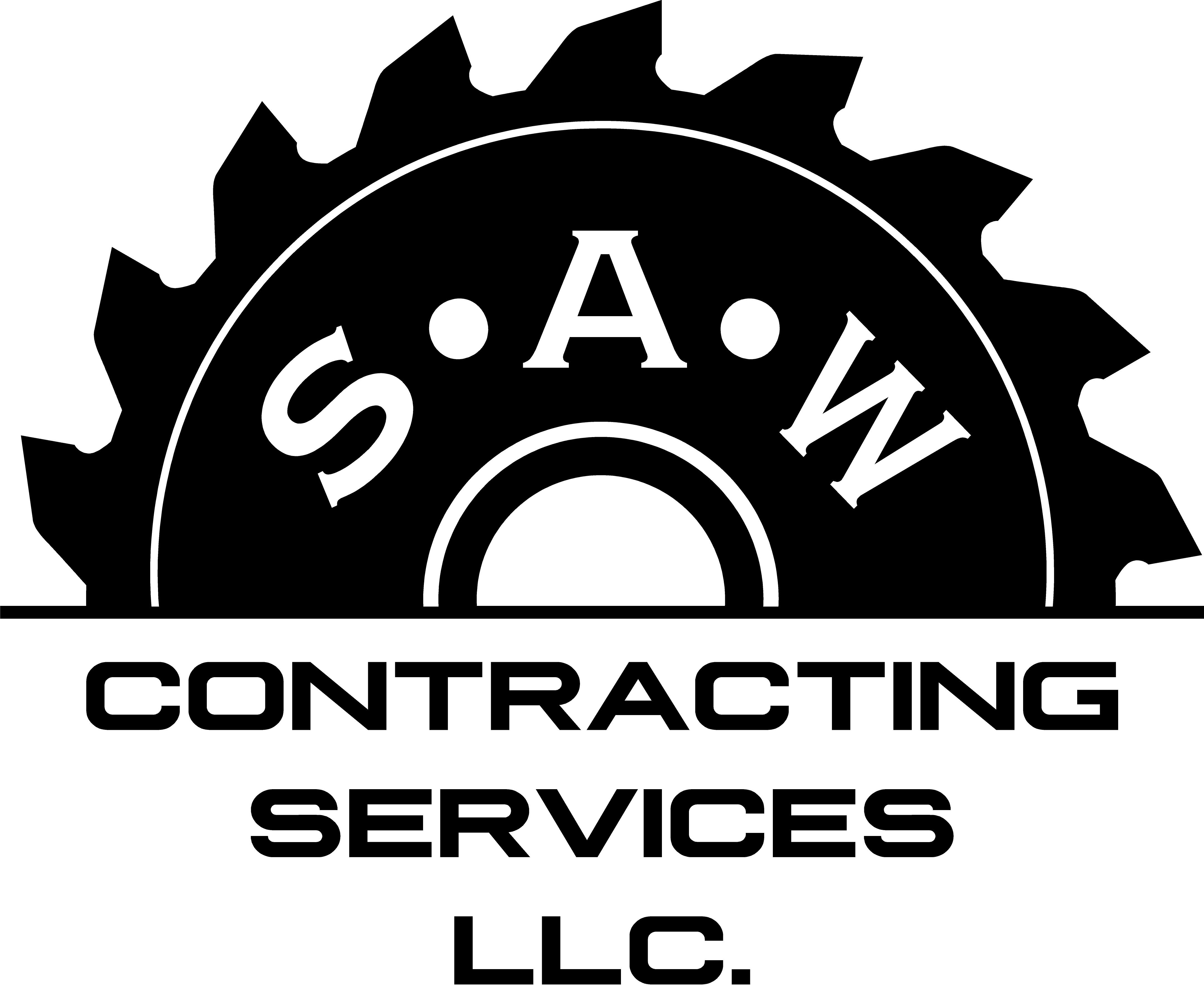 Logo Design_Saw Contracting