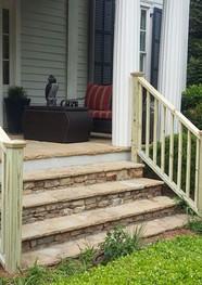 Entryway Steps