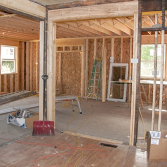 Major Home Remodels