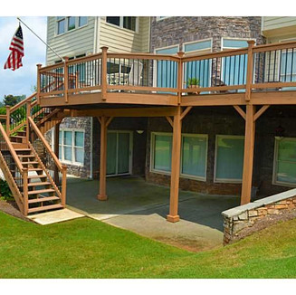 Deck Builds & Remodels