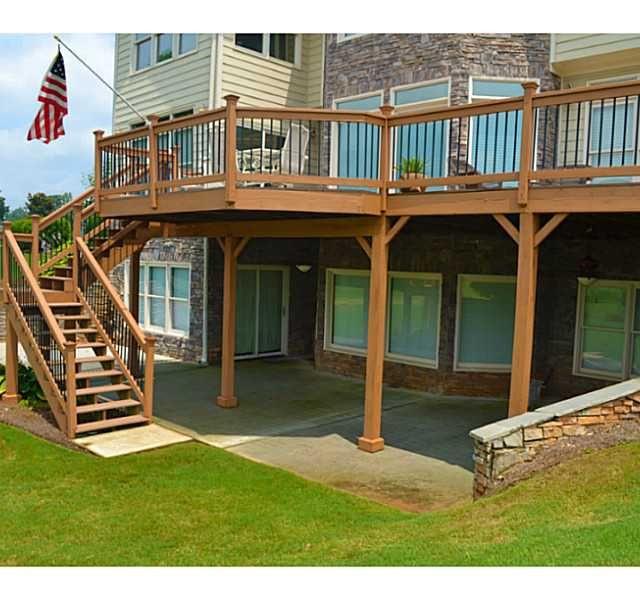 Deck Builds & Remodels