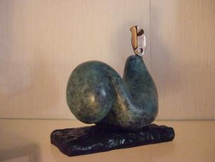 Claire de Lune . Bronze 2/2