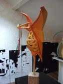 L'Oiseau de feu .