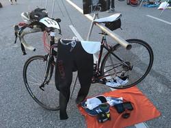 Almost go time!_#triatlon #narragansett #sprinttri