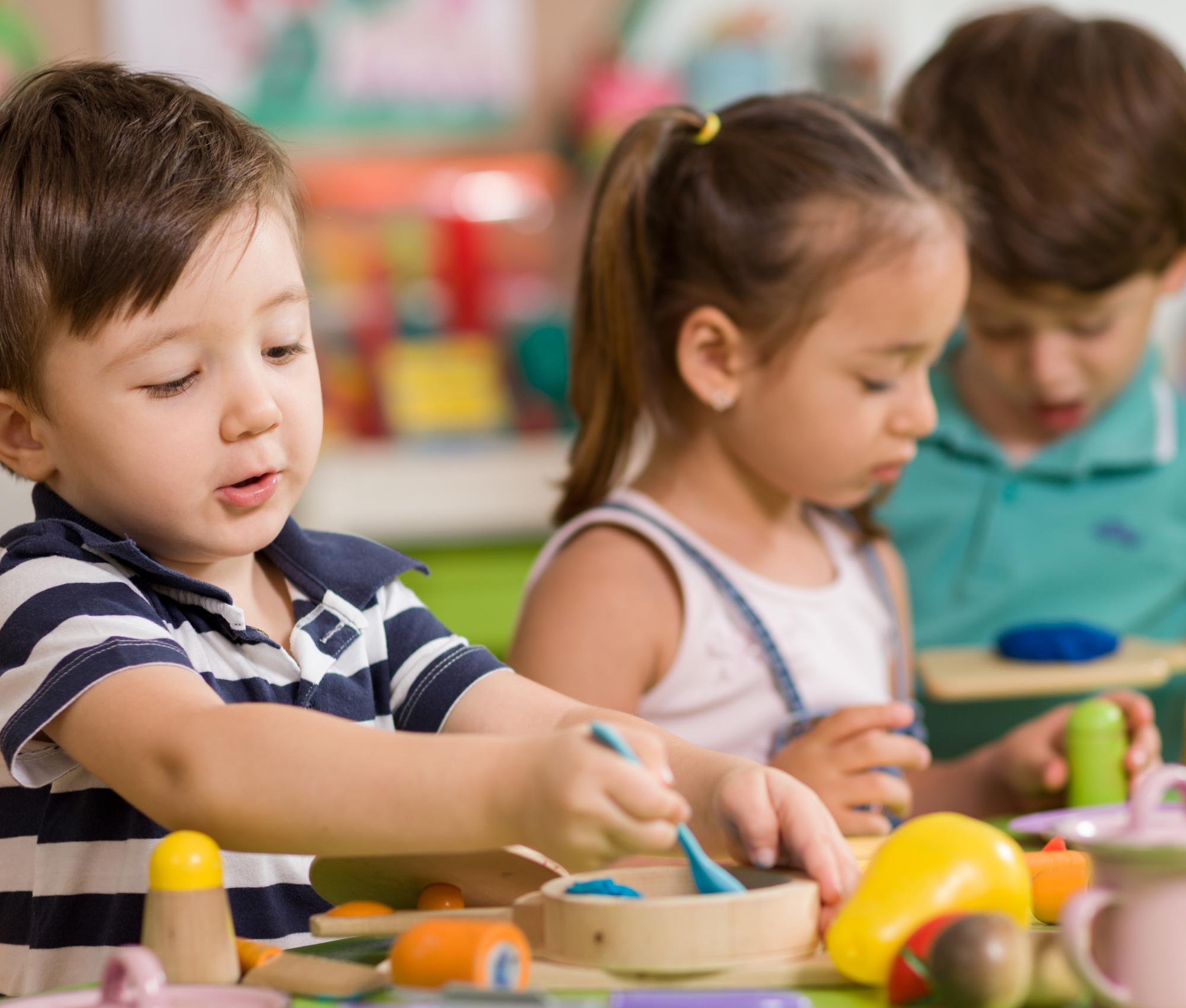 Preschool Social Group