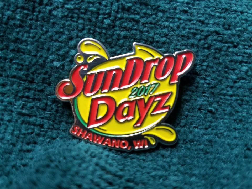 Sundrop Dayz Pin