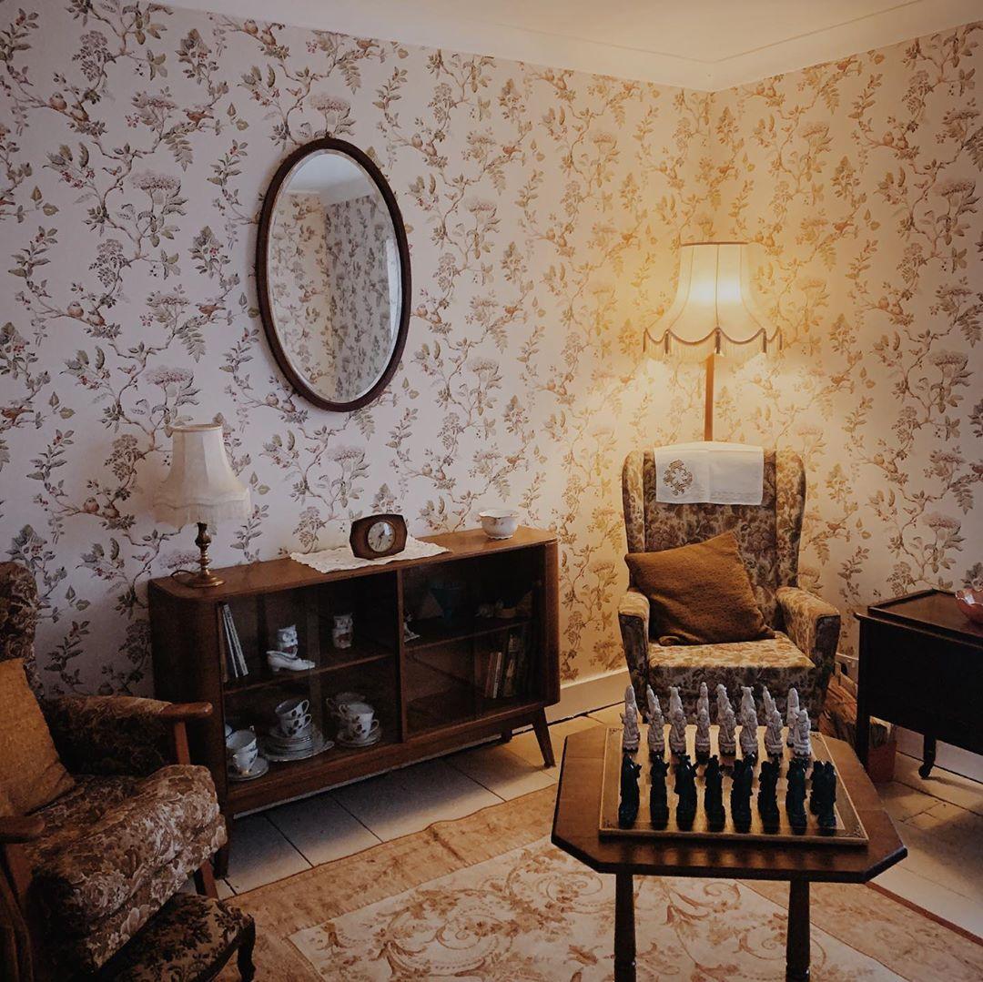 Granny's parlour