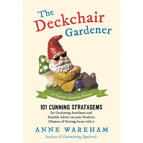 The Deckchair Gardener Book