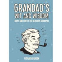 Grandad's Wit & Wisdom Book