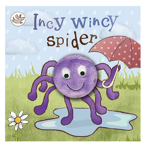 Incy Wincy Spider Childrens Book