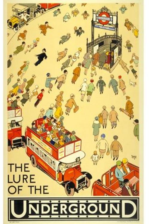 Lure of the Underground