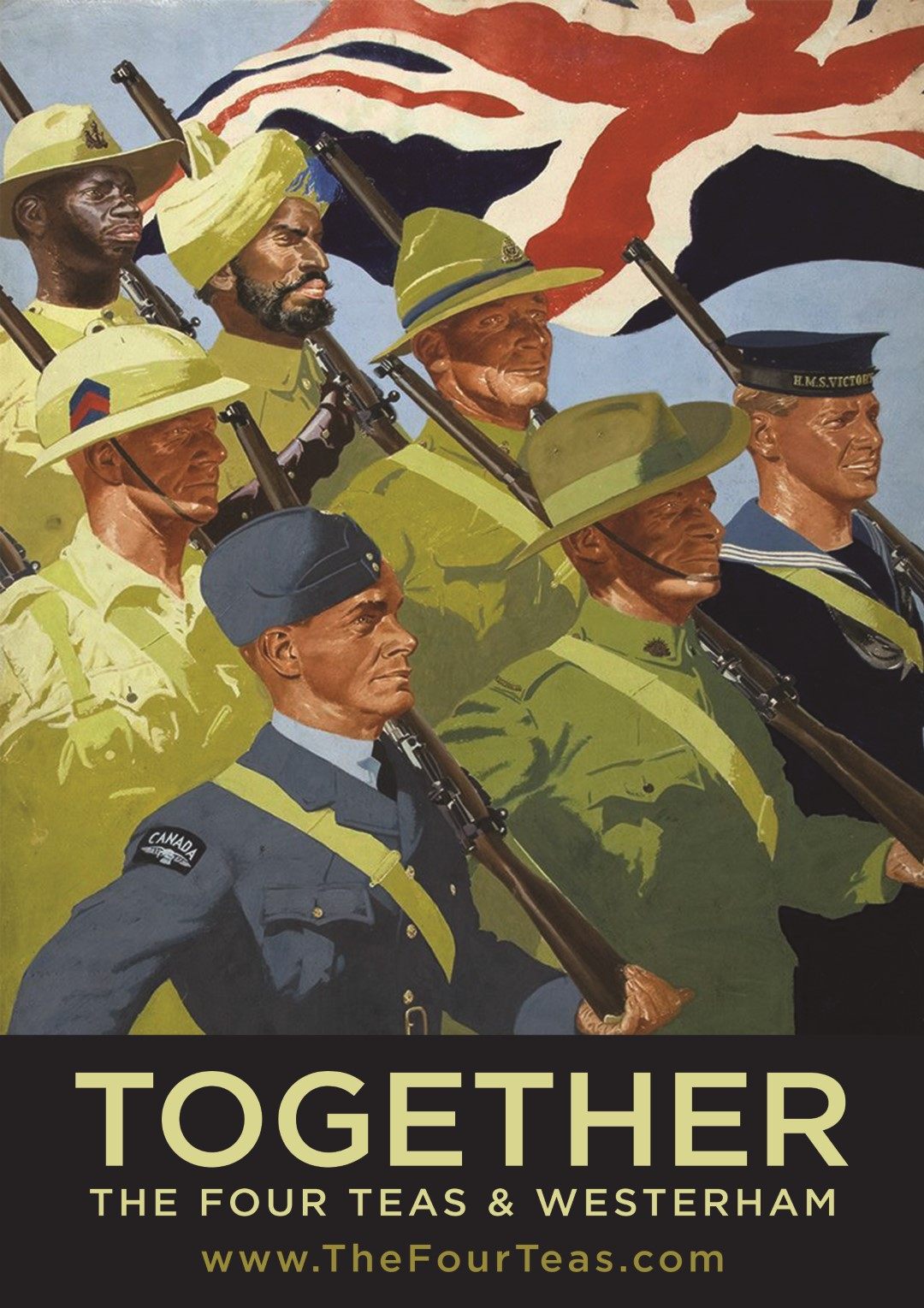 Together - A1 Poster (Resized)