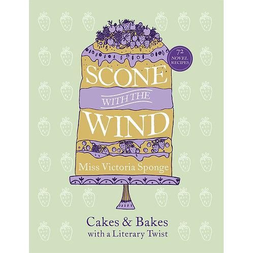 Scone With The Wind Recipe Book