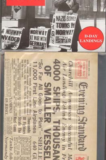 D - Day  Newspaper