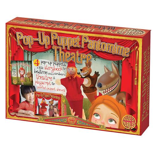 Pop - Up Puppet Pantomime Theatre