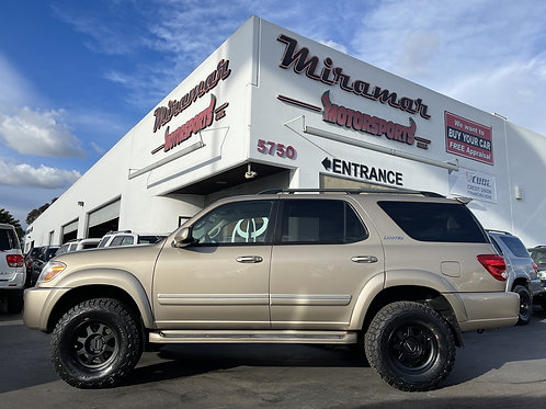 2005 Toyota Sequoia 4WD Limited