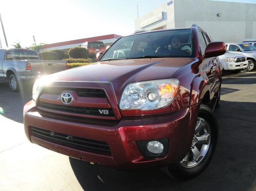 2008 Toyota 4runner 4wd Limited V8