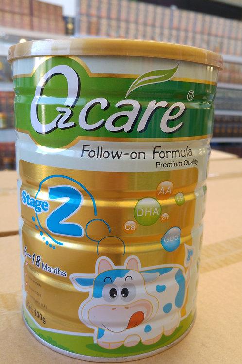 Ozcare Follow on Formula 900g Stage 2 x 360