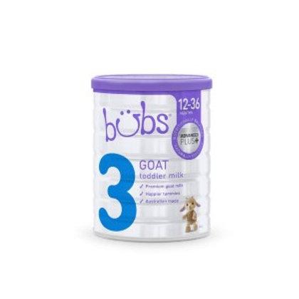Bubs Goat Toddler Milk Drink 800g