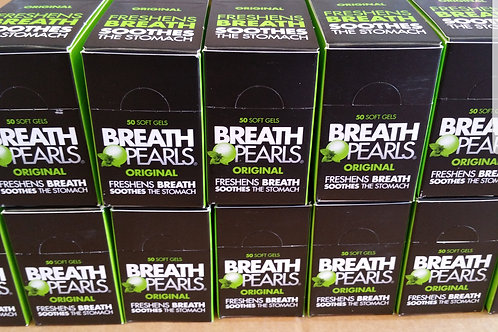 Breath Pearls Original 50s