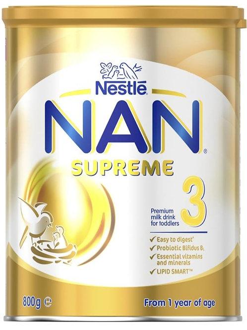 Nan Supreme Stage 3 Toddler Milk Drink Step 3