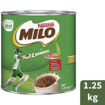 Milo 1.25kg Made in Australia