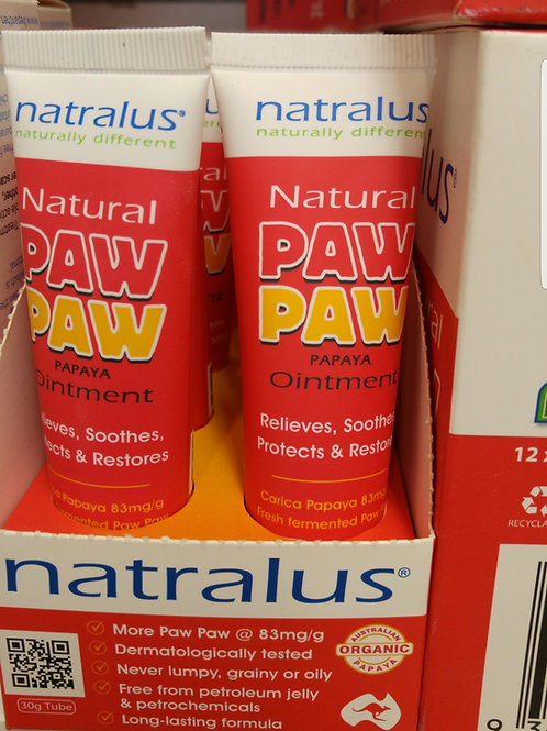 Natralus Natural Paw Paw 30g