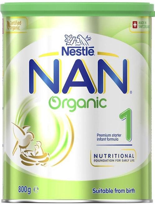 Nan Organic Step 1 Infant Formula Stage 1