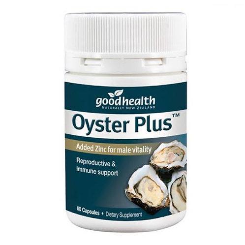 Goodhealth Oyster Plus Zinc 60 capsules