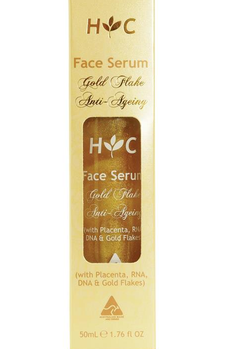 Healthy Care Anti Ageing Gold Flake Face Serum 50ml