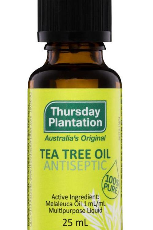 Thursday Plantation Tea Tree Oil Antiseptic 25ml