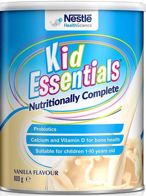 Sustagen Kid Essentials Nutritionally Complete 800g Vanilla Nestle