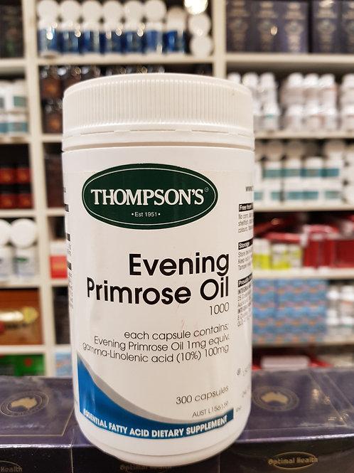 Thompson's Evening Primrose Oil 300s