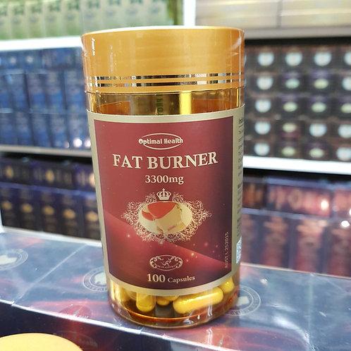 Optimal Health Fat Burner TGA GMP HEALTH AUSTRALIA BEAUTY SLIM 100s