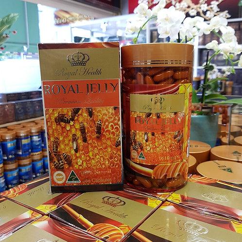 Royal Health Royal Jelly 365s 1610mg GMP HEALTH AUSTRALIA